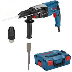 Bosch Bohrhammer GBH 2-28 F SSBF + Fliesenmeißel SDS-plus Long Life 260 x 40 mm