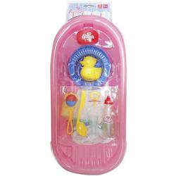 Amia große Badewanne mit Zubehör-Set 50405982