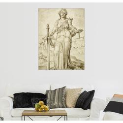 Posterlounge Wandbild, Justitia 50 cm x 70 cm