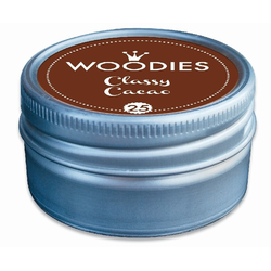 Woodies Stempelkissen Classic Cacao (25)