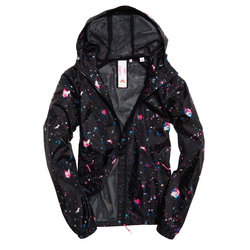 SUPERDRY NEW PRINT CAGOULE - 36