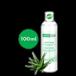 Waterglide 100 ml Gleitmittel 'Aloe Vera' für zarte Haut