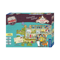 Kosmos Puzzle Schule der magischen Tiere - Story Puzzle:, Puzzleteile