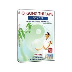 Canda - QI GONG THERAPIE BOX SET:18 UE (CD)