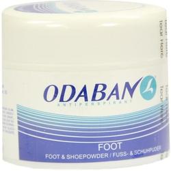 ODABAN Fuß- und Schuhpuder