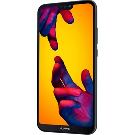 Huawei P20 lite Dual SIM 64GB Midnight Black
