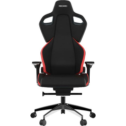 RECARO Gaming-Stuhl Exo FX Gaming Chair Lordosenstütze rot