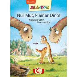 Loewe Verlag BM Nur Mut, kleiner Dino