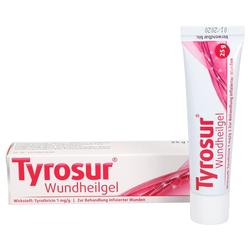 TYROSUR Wundheilgel 25 g