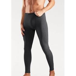Jockey Lange Unterhose Long John (1 Stück) grau XL