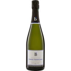 Champagne Brut Blanc de Noirs Robert Barbichon Bio