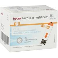 Beurer GL 44/50 Blutzuckerteststreifen