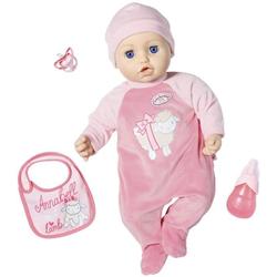 Baby Annabell Babypuppe Annabell, 43 cm, interaktiv mit Schlafaugen
