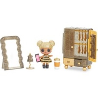 MGA Entertainment L.O.L. Surprise Furniture with Closet & Queen Bee