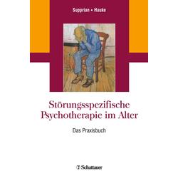 Störungsspezifische Psychotherapie im Alter: eBook von