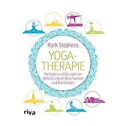 Yogatherapie. Mark Stephens  - Buch