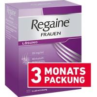 REGAINE Frauen Lösung 3X60 ml