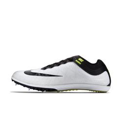 Nike Zoom Mamba 3 Unisex-Langstreckenlaufschuh - Weiß, size: 40