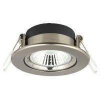 Civilight Downlight WCVC002W06-8134 N Festanschluss 230 Volt 6.0W 400lm 2300 - 2700K extra warm weiß schwenkbar