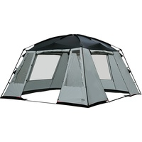 High Peak Siesta 3,5 x 3,5 m grau