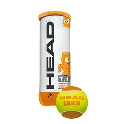 Tennisbälle- Head- TIP orange - 3er Dose