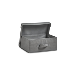 HTI-Living Aufbewahrungsbox Aufbewahrungsbox mit Deckel, Aufbewahrungsbox 33 cm x 15 cm