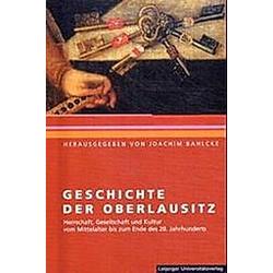 Geschichte der Oberlausitz - Buch