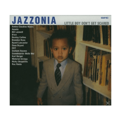 Jazzonia - LITTLE BOY DON'T GET.. (CD)