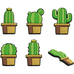 Stecknadeln Pinnadeln Kaktus, 6 Stück, MAGS