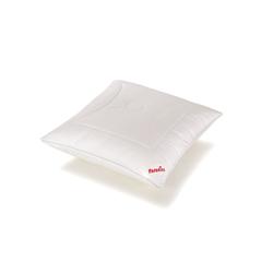 Paradies Kissen Softy-Duett-Plus in weiß, 80 x 80 cm
