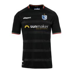 Uhlsport Fußballtrikot 1. FC Magdeburg Trikot Home 2020/2021 schwarz S