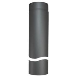 Abgasrohr für Kaminofen Länge 1000 mm Ø 150 mm - 80345004