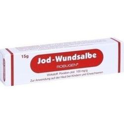 JOD-WUNDSALBE Robugen 15 g