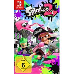 Nintendo Splatoon 2 Switch USK: 6