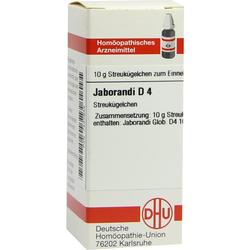 Jaborandi D 4 Globuli