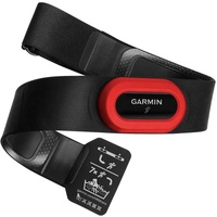 Garmin Brustgurt HRM-Run schwarz/rot