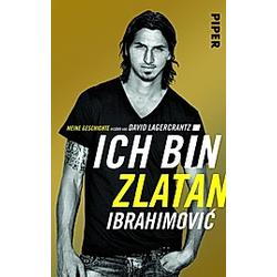 Ich bin Zlatan. Zlatan Ibrahimovic  - Buch