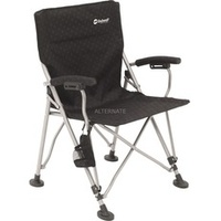 Outwell Campingstuhl Campo schwarz (470233)