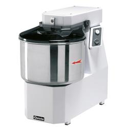 Bartscher Teigknetmaschine, Teigkneter für feste Teige wie Brot- und Pizzateig geeignet, Für 25 kg / 32 Liter