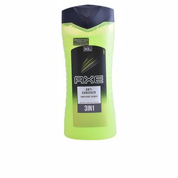 ANTI-HANGOVER shower gel 400 ml