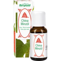 CHINA MINZÖL 20 ml