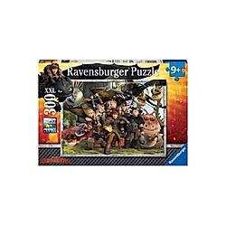 Dragons  Treue Freunde (Kinderpuzzle)