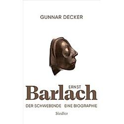 Ernst Barlach - Der Schwebende. Gunnar Decker  - Buch