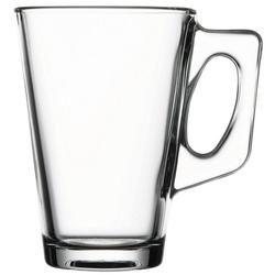 Pasabahce Teeglas Glastassen Set für Tee oder Kaffee (2-tlg), Glas, formschön & stabil