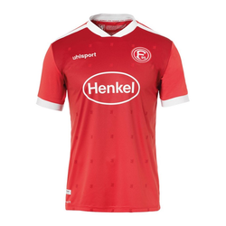 Uhlsport Fußballtrikot Fortuna Düsseldorf Trikot Home 2020/2021 rot L