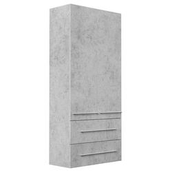 Emotion Hochschrank Hochschrank XL beton