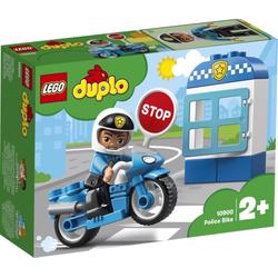 LEGO® Puzzle LEGO® Duplo 10900 Polizeimotorrad, Puzzleteile