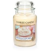 Yankee Candle Vanilla Cupcake  große Kerze 623 g