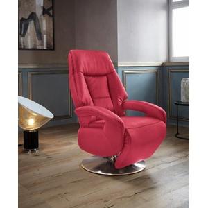 Places of Style TV-Sessel Launceston, in Größe L, wahlweise mit Motor und Aufstehhilfe rot