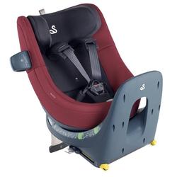 Swandoo Autokindersitz Swandoo Marie i-Size Reboard Kindersitz rot